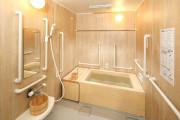 リハビリホームグランダ板橋前野町(介護付有料老人ホーム(一般型特定施設入居者生活介護))の画像(7)2F檜風呂
