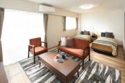 ボンセジュール聖蹟桜ヶ丘(住宅型有料老人ホーム)の画像(3)Bタイプ居室イメージ