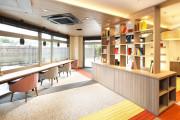 ボンセジュール聖蹟桜ヶ丘(住宅型有料老人ホーム)の画像(4)エントランスラウンジ