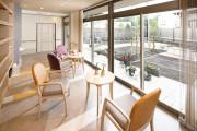 ボンセジュール聖蹟桜ヶ丘(住宅型有料老人ホーム)の画像(7)1F園芸コーナー