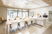 ボンセジュール聖蹟桜ヶ丘(住宅型有料老人ホーム)の画像(8)2F談話スペース