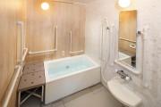 ボンセジュール聖蹟桜ヶ丘(住宅型有料老人ホーム)の画像(9)個人浴室