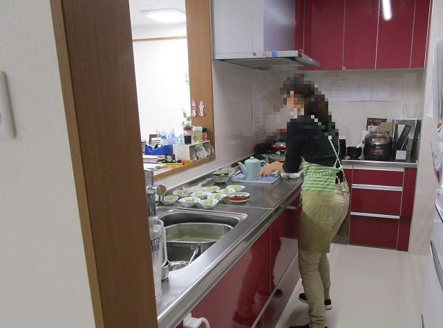 グループホーム 福音の園・川越第二(グループホーム)の画像(10)1階キッチン