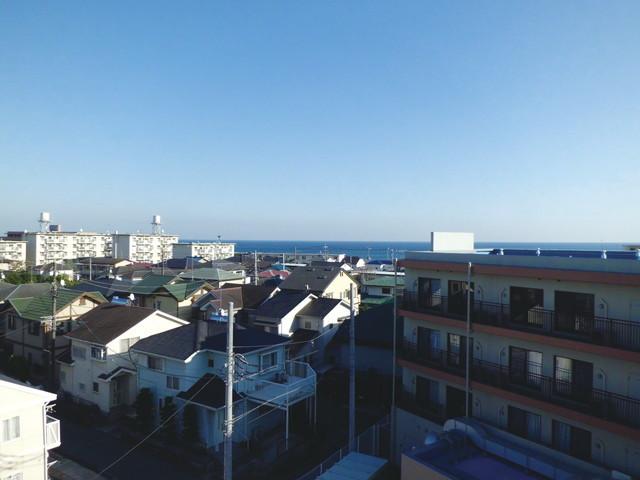 はなことば小田原2号館 (介護付有料老人ホーム)の画像(3)屋上からの風景