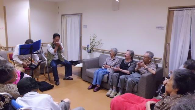 はなことば小田原2号館 (介護付有料老人ホーム)の画像(9)ボランティア
