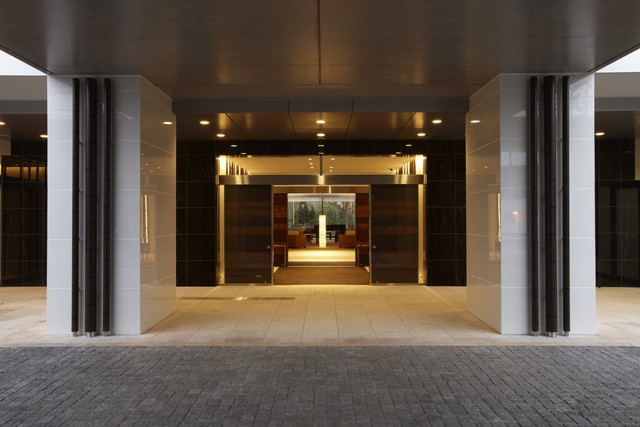 アリスタージュ経堂(介護付有料老人ホーム)の画像(9)エントランス