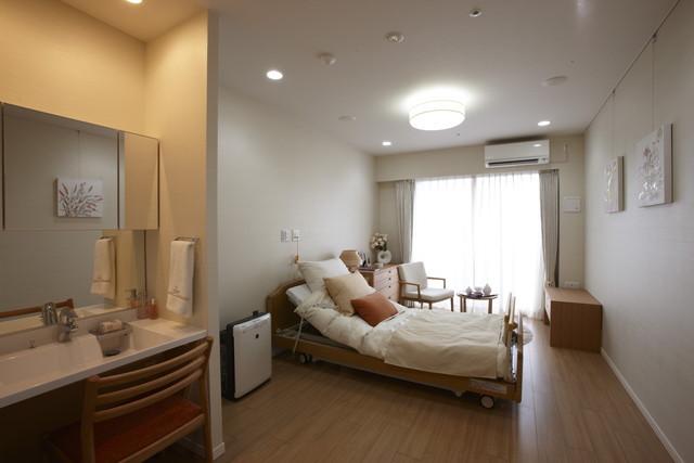 アリスタージュ経堂(介護付有料老人ホーム)の画像(12)居室