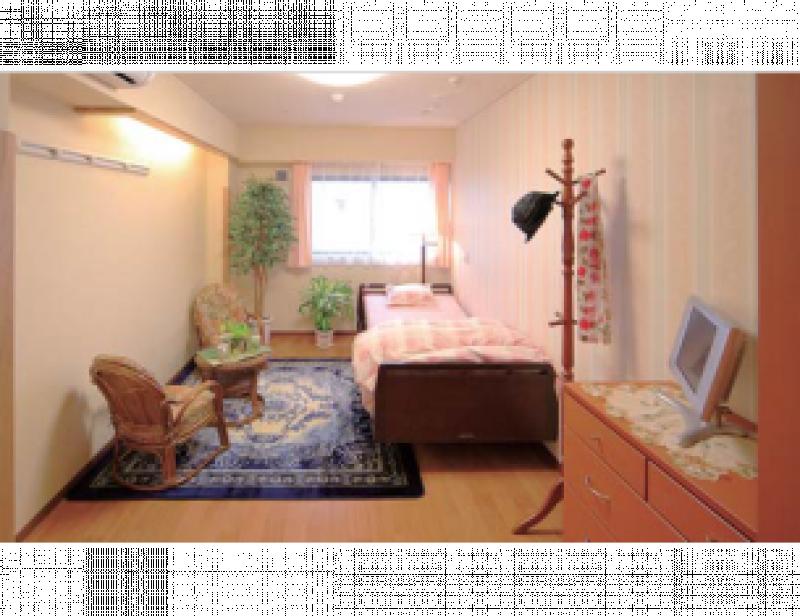 ホームステーションらいふ真鶴(サービス付き高齢者向け住宅/介護付有料老人ホーム(一般型特定施設入居者生活介護))の画像(2)居室