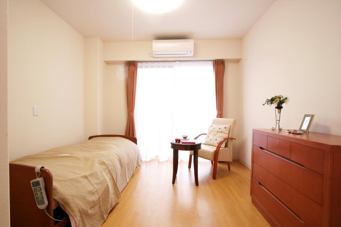 グランダ東小金井(介護付有料老人ホーム(一般型特定施設入居者生活介護))の画像(2)居室イメージ