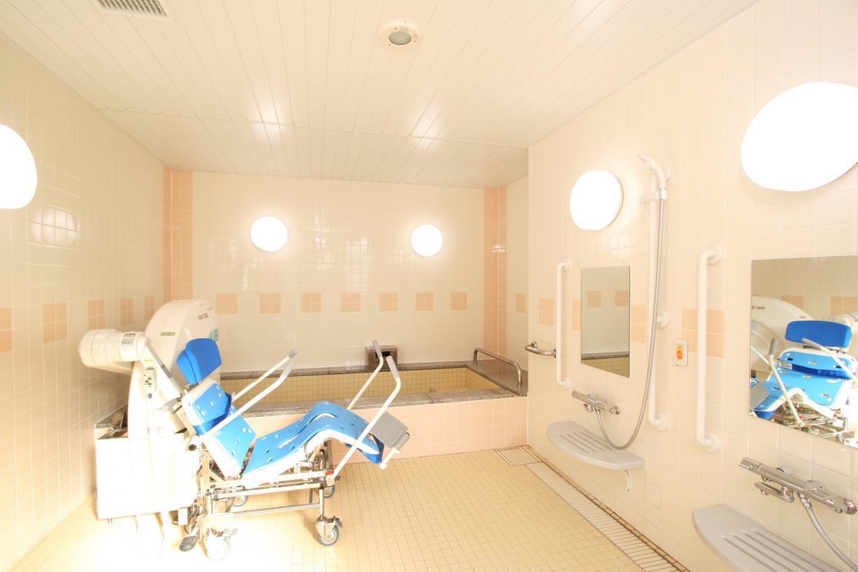 グランダ東小金井(介護付有料老人ホーム(一般型特定施設入居者生活介護))の画像(9)1F 浴室
