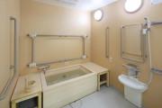 グランダ世田谷上町(住宅型有料老人ホーム)の画像(8)3F 浴室