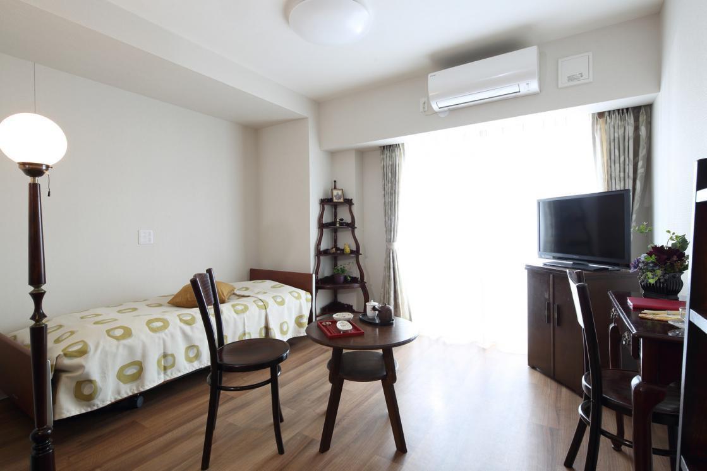 グランダ世田谷上町(住宅型有料老人ホーム)の画像(3)2F 居室イメージ