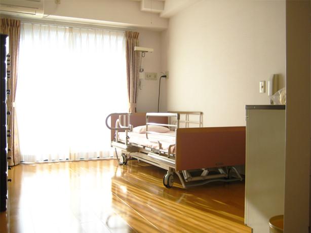 サンビレッジ国立(介護付有料老人ホーム)の画像(17)居室2