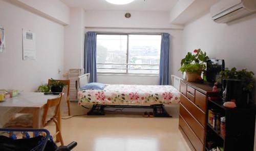 さくらロイヤルホーム千葉末広(住宅型有料老人ホーム)の画像(2)居室