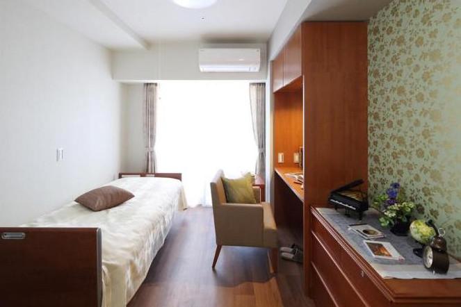 メディカルホームグランダ三軒茶屋(住宅型有料老人ホーム)の画像(2)2F 居室イメージ