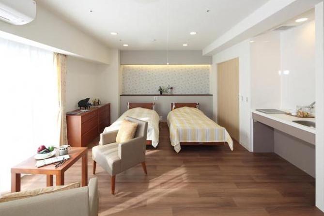 メディカルホームグランダ三軒茶屋(住宅型有料老人ホーム)の画像(3)2F 居室イメージ