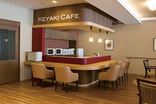 イリーゼ立川(介護付有料老人ホーム(一般型特定施設入居者生活介護))の画像(2)カフェコーナー