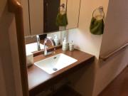 アライブ世田谷中町(介護付有料老人ホーム)の画像(9)洗面台