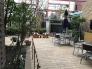 アライブ世田谷中町(介護付有料老人ホーム)の画像(14)中庭④