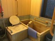 アライブ世田谷中町(介護付有料老人ホーム)の画像(10)ヒノキ風呂♪