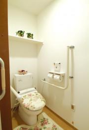 SOMPOケア ラヴィーレ国立矢川(介護付有料老人ホーム)の画像(15)トイレ