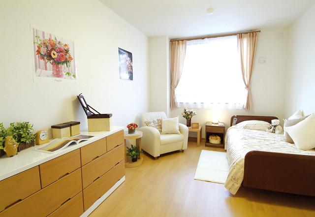 SOMPOケア ラヴィーレ国立矢川(介護付有料老人ホーム)の画像(4)居室