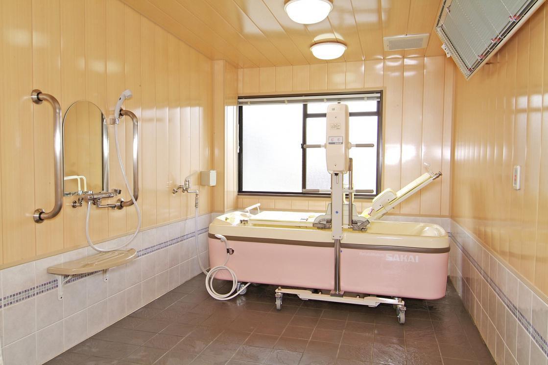 ボンセジュール日野(1F 浴室 )の画像