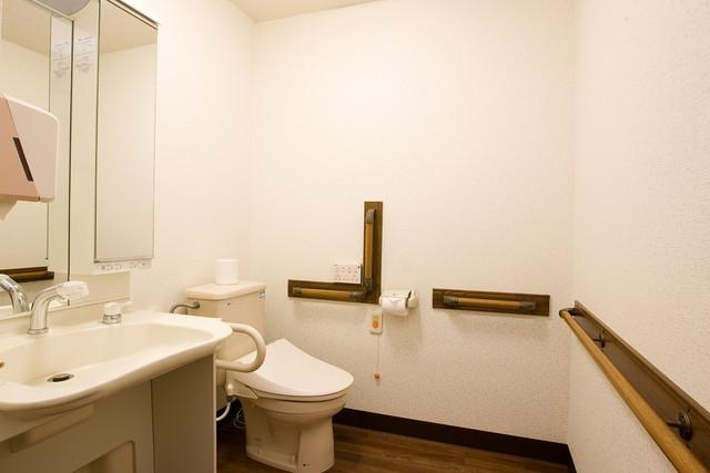 シルバービレッジ八王子西(介護付有料老人ホーム)の画像(7)トイレ・洗面台