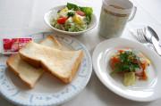 舞浜倶楽部富士見サンヴァーロ(介護付有料老人ホーム)の画像(4)朝食の一例です