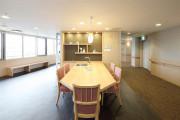 グランダ松原・世田谷(介護付有料老人ホーム(一般型特定施設入居者生活介護))の画像(6)4階 談話スペース