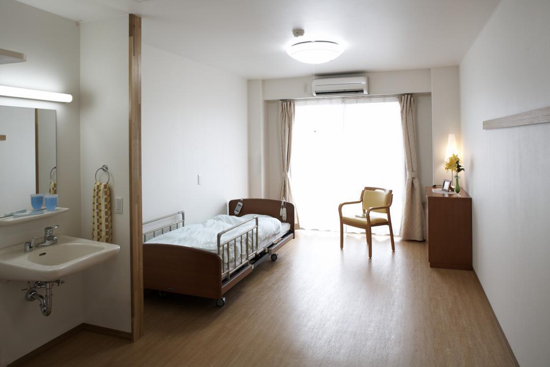 まどか南行徳(介護付有料老人ホーム(一般型特定施設入居者生活介護))の画像(2)1F 居室イメージ