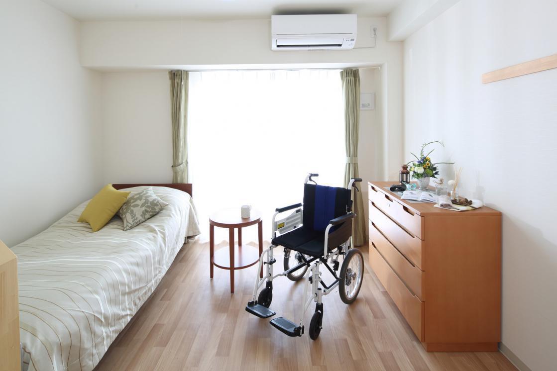 まどか深大寺(介護付有料老人ホーム(介護専用型/一般型特定入居者生活介護))の画像(2)居室イメージ
