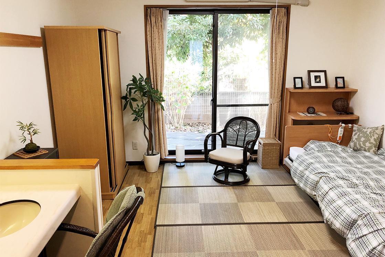 メディカルホームくらら調布(介護付有料老人ホーム(一般型特定施設入居者生活介護))の画像(2)居室イメージ