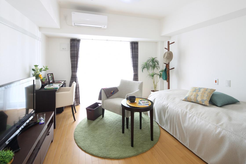 リレ府中白糸台(サービス付き高齢者向け住宅)の画像(2)2F 居室イメージ
