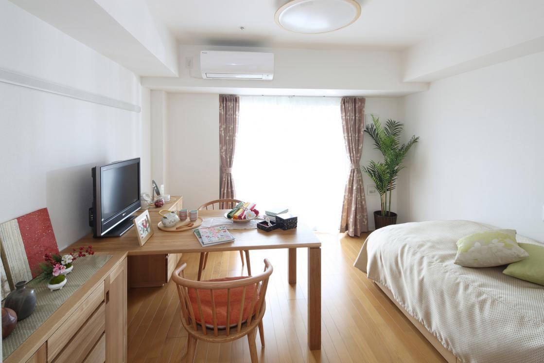 リレ府中白糸台(サービス付き高齢者向け住宅)の画像(3)3F 居室イメージ