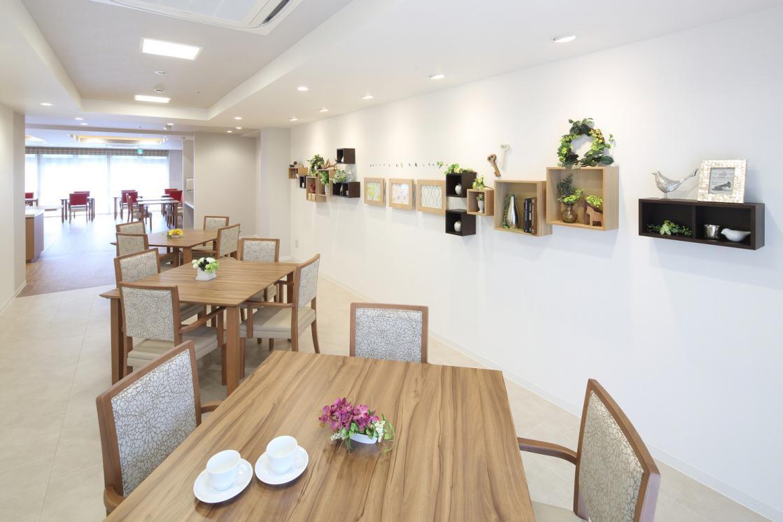 リレ府中白糸台(サービス付き高齢者向け住宅)の画像(6)