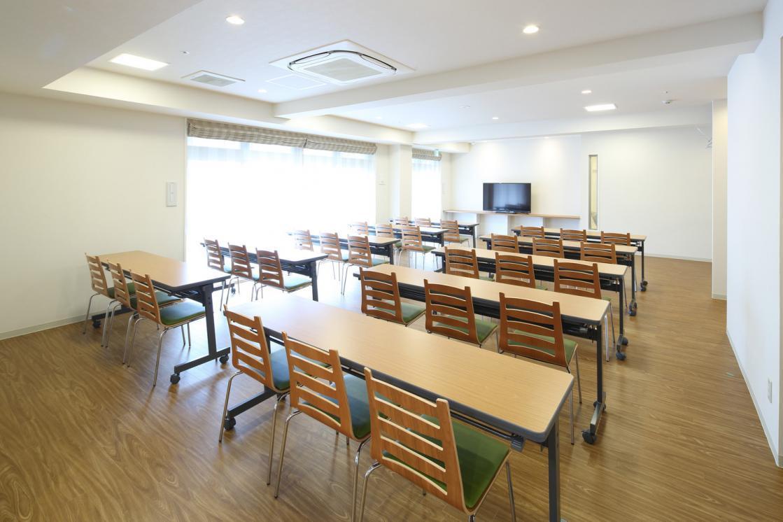 リレ府中白糸台(サービス付き高齢者向け住宅)の画像(7)1F 多目的室