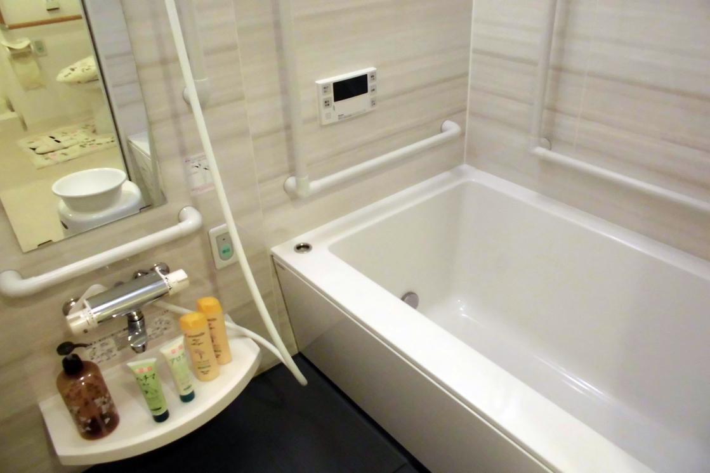 リレ府中白糸台(サービス付き高齢者向け住宅)の画像(8)浴室