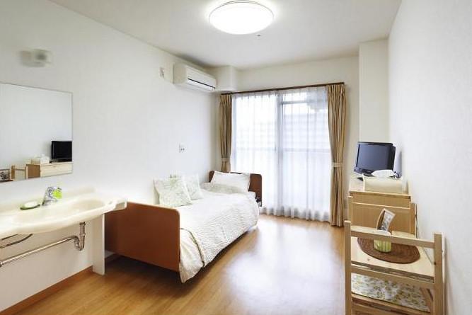メディカル・リハビリホームボンセジュール白糸台(介護付有料老人ホーム(一般型特定施設入居者生活介護))の画像(2)居室イメージ