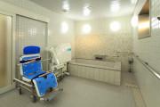 グランダ府中白糸台(介護付有料老人ホーム(一般型特定施設入居者生活介護))の画像(6)1F 浴室