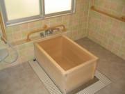 フローレンスケア聖蹟桜ヶ丘(介護付有料老人ホーム)の画像(9)檜風呂