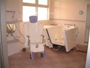 フローレンスケア聖蹟桜ヶ丘(介護付有料老人ホーム)の画像(11)機械浴