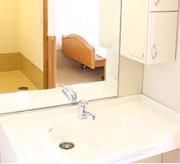 フローレンスケア聖蹟桜ヶ丘(介護付有料老人ホーム)の画像(19)洗面台