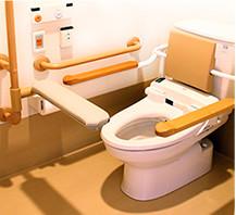 フローレンスケア聖蹟桜ヶ丘(介護付有料老人ホーム)の画像(17)居室トイレ