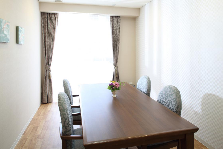 まどか府中(介護付有料老人ホーム(介護専用型/一般型特定入居者生活介護))の画像(4)1F 相談室