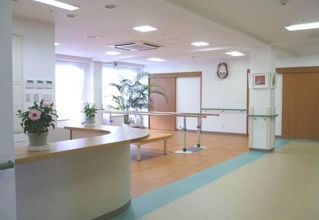 家族の家ひまわり聖蹟桜ヶ丘(介護付有料老人ホーム)の画像(6)機能訓練スペース