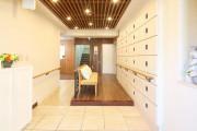 ボンセジュール永山(介護付有料老人ホーム(一般型特定施設入居者生活介護))の画像(4)1F エントランス