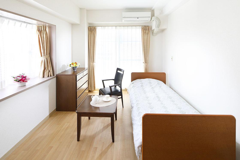 ボンセジュール永山(介護付有料老人ホーム(一般型特定施設入居者生活介護))の画像(2)居室イメージ