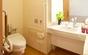 ツクイ・サンシャイン町田東館(介護付有料老人ホーム)の画像(6)お手洗い&洗面台