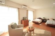 リハビリホームグランダ玉川学園(介護付有料老人ホーム(一般型特定施設入居者生活介護))の画像(3)2F 居室イメージ